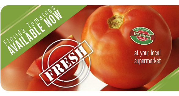 Florida Tomato's Available Now