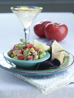 2011 Avocado Tomato Salsa