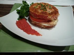 GrilledCheeseTomatoSandwich