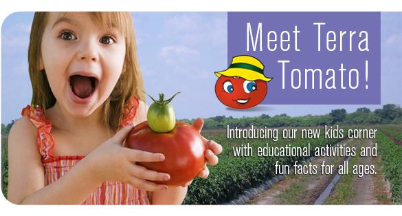 Meet Terra Tomato