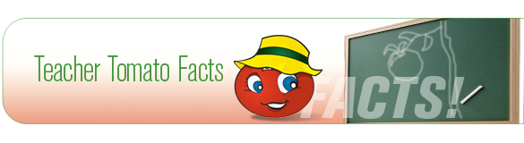 Teacher Tomato Facts